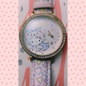 🌸Sanrio Hello Kitty Watch Rare Collectors Item🌸